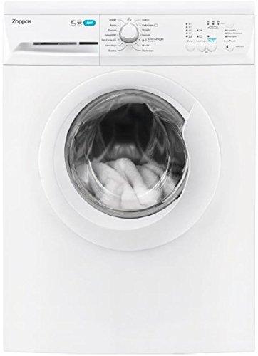 Zoppas PWN 81041 A Libera installazione Caricamento frontale 8kg 1000RPM A+++ Bianco lavatrice