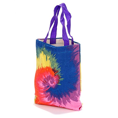Tie Dye Tote Bag Party Accessory