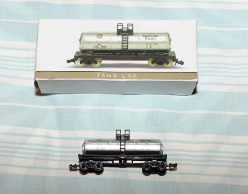 High Speed Metal Products N Scale Southern Pacific Tank Train Car