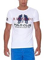 Rivaldi Camiseta Manga Corta Midoni (Blanco)