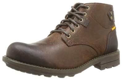 Cat Footwear NEWCASTLE P716403, Herren Chukka Boots, Braun (MENS DRUM/DARK BROWN), EU 40 (UK 6) (US 7)