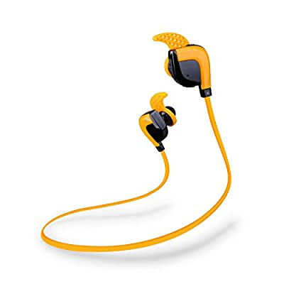 Bluetooth Headsets,Ecandy Mini Lightweight Bluetooth and NFC Music Sport Earbuds Headset, Wireless Bluetooth 4.0 Stereo Headphones Earphone Earpiece with AptX, Streaming, Microphone Mic, Noise Cancellation, Dual Pairing, Hands-free calling, Sport, GYM, Ru