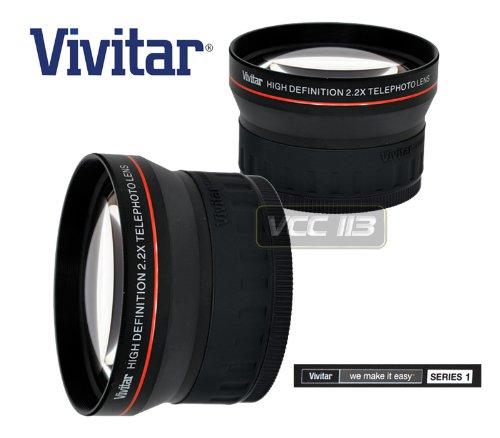 Vivitar Lens 2.2X Telephoto 72Mm 2272T