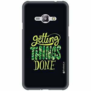 Printland Designer Back Cover for Samsung Galaxy J1 Ace - Thing Done Case Cover