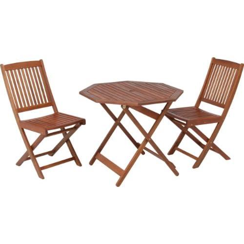 不二貿易 ガーデン 八角テーブル 直径90cm ブラウン 81061