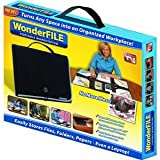 Wonderfile Portable Workstation (Red)