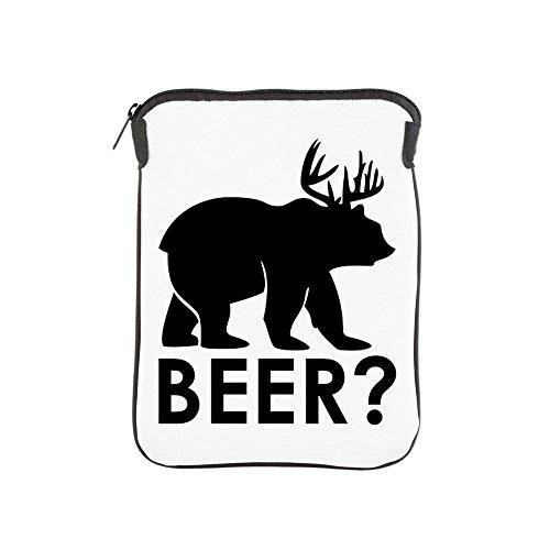 ipad-1-2-3-4-air-ii-sleeve-case-2-sided-deer-plus-bear-equals-beer