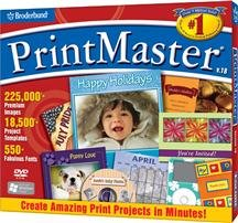 PrintMaster 18 JC