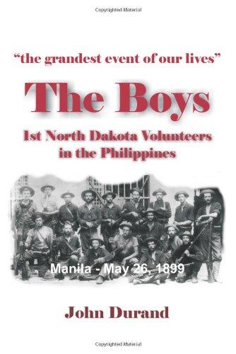 The Boys 1st North Dakota Volunteers in the Philippines097441218X : image