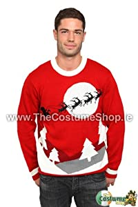 Sleigh Christmas Sweater
