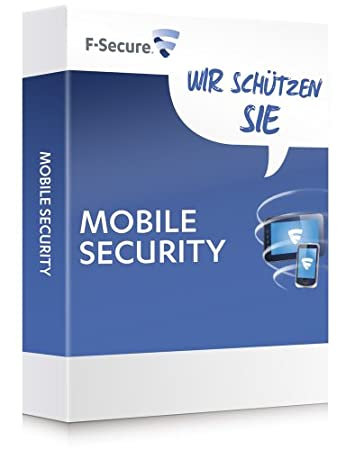 F-Secure Mobile Security, 1 Jahr, 1 User