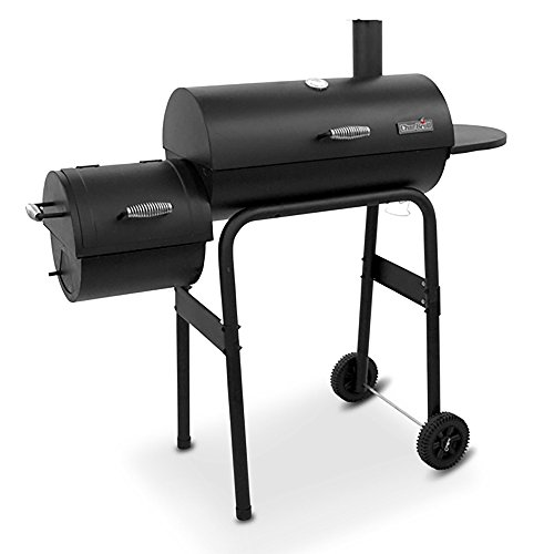 Char-Broil American Gourmet Offset Smoker, Standard (Bbq Smoker Grill Combo compare prices)