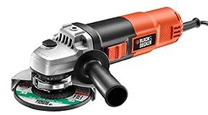 Black & Decker KG701 Meuleuse d'angle 115 mm 710 W