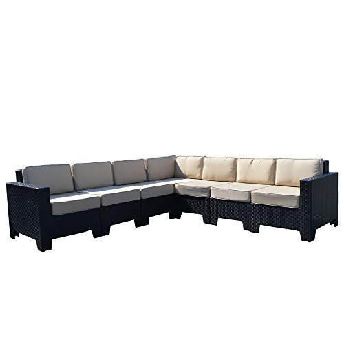 Marvelous Best Price For Premium Modular Corner Sofa Set Black All Pabps2019 Chair Design Images Pabps2019Com