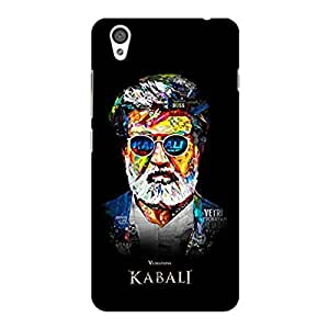 MeetArts Kabali back cover for OnePlus X