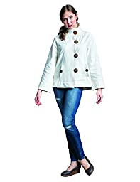 Function Swing Jacket Extra Small Lovely Cream