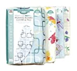 Kennedy Home Collections Ironing Board Cover and Pad - Heavy Use - Color May Vary