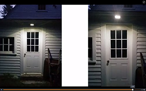 InnoGear Waterproof Solar Powered LED Lights Security Night Import It All