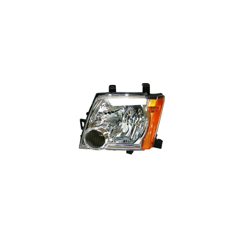 DRIVER SIDE HEADLIGHT Fits Nissan Xterra HEAD LIGHT ASSEMBLY; [EXCEPT S/X MODELS]