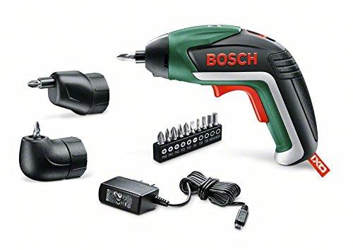 Bosch IXO V Set - Atornillador de batería de litio (5,4 W, 3,6 V)