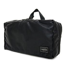 通販購入できるトランクやスーツケースの収納やパッキングをアシストするトラベルポーチオーガナイザーPorter snack packポータースナックパックは男女問わずノージェンダーに楽しめるオシャレなトラベルグッツ