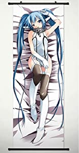 Home Decor Anime Sora no Otoshimono Forte Cosplay Wall Scroll Poster Nymph 17.7 X 49.2 Inches-091