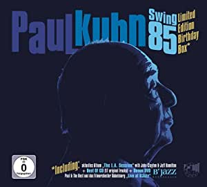Paul Kuhn - Swing 85 - Birthday Box [Limited Edition] [2 CDs + DVDs]
