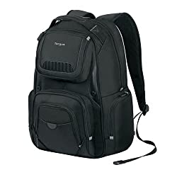 Targus 16 inch Legend Iq Backpack(TSB705AP-70), Black