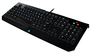 Razer BlackWidow Ultimate Mechanical Gaming Keyboard-MAC (RZ03-00381300-R3M1)