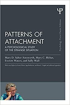 mary ainsworths bibliography Attachment theory is a psychological model attempting to describe the dynamics of long-term and short-term interpersonal  (in the words of mary ainsworth), .
