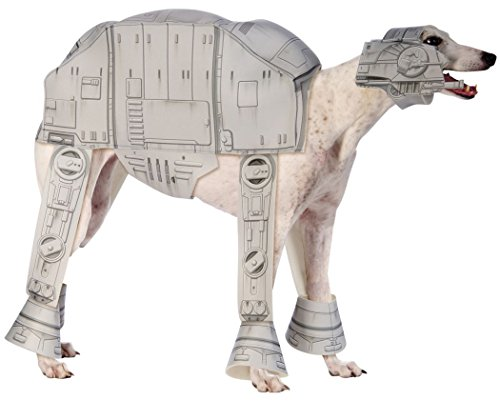 Star Wars: AT-AT Imperial Walker Dog Costume