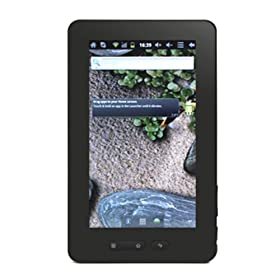 Iview-760TPC Android Tablet PC, ARM Cortex-A8 1.00GHz, 7