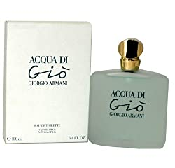 Acqua Di Gio By Giorgio Armani For Women 100 ml