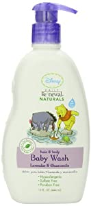 Disney Baby Wash, Lavender and Chamomile, 15 Ounce (Pack of 2)