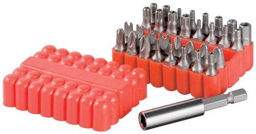 Inserti magnetici per avvitatori 33 pezzi