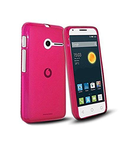tbocr-custodia-gel-tpu-rosa-per-vodafone-smart-first-6-vf695-in-silicone-ultra-sottile-e-flessibile