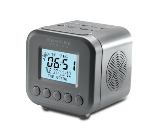 Sunrise System SRS 150 - Dawn Simulator - Sunrise Alarm Clock