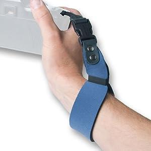 OP/TECH USA 6704062 SLR Wrist Strap, Neoprene Camera Wrist Strap (Royal)