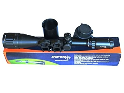 SNIPER® 6-24x50 AOE Illuminated Rifle Hunting Sniper Scope by Sniper