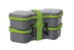 OXO BENTO BOX(グリーン/グレー) 1273082