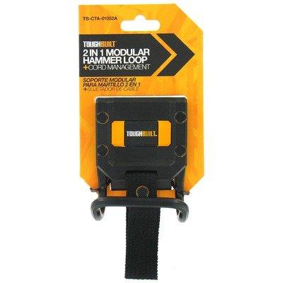 Toughbuilt TB-CTA-01052A Modular Hammer Loop + Cord Management