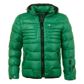 Peak Mountain - chaqueta hombre CAPTI- verde - XL