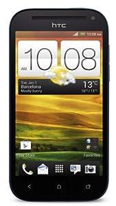 HTC One SV Smartphone (10,9 cm (4,3 Zoll) Touchscreen, Dual-core, 1,2GHz, 1GB RAM, 8GB interner Speicher, 5 Megapixel Kamera, Android 4.0) weiß