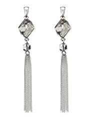 Autograph Reflect Tassel Drop Earrings MADE WITH SWAROVSKI® ELEMENTS