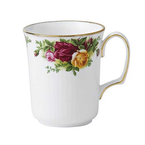 Royal Albert Old Country Roses Bristol Beakers 8 1/2oz Bristol Fine China Japan