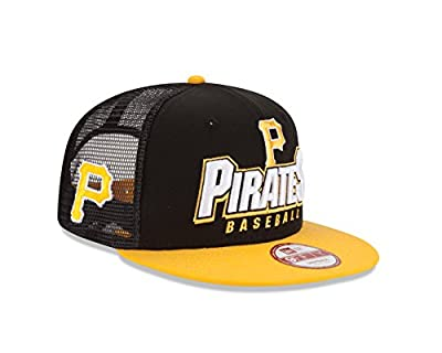 MLB Pittsburgh Pirates Trucker Charge 950 Cap