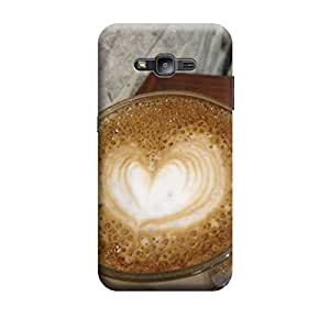Ebby Premium Printed Mobile Back Case Cover With Full protection For Samsung J2 (Designer Case)