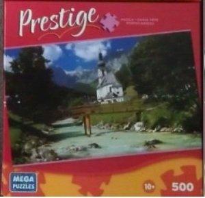 Prestige Mega Puzzle 500 pc. Puzzle Ramau, Bavaria