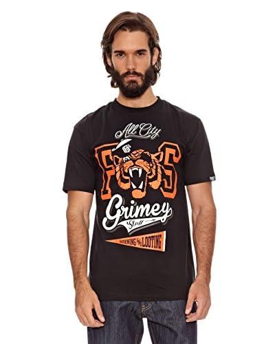 Grimey Wear Camiseta Tiger