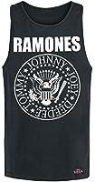Ramones Seal Tank-Top schwarz
